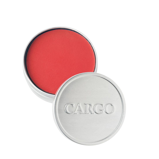Cargo Blush, $26  A moisture-rich formula and a blendable, silky texture make this fine powder blush perfect for brightening pale complexions. Available in nine shades.