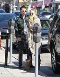 Kate Hudson and Matt Bellamy together in LA.
