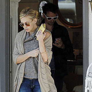 Kate Hudson and Matt Bellamy Pictures Furniture Shopping
