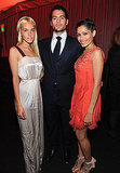 Isabel Lucas, Freida Pinto and Henry Cavill came out for the Immortals premiere in LA.