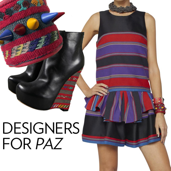 Shop For a Cause: Our Favorite Designers Create Exclusive Pieces For Project Paz