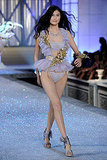 The 2011 Victoria's Secret Fashion Show, Unveiled
