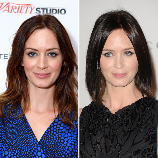 Celebrity Hairstyles: Changes in Length