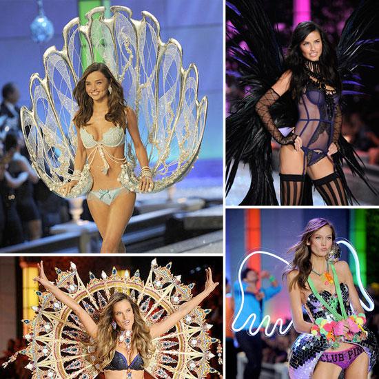 2011 Victoria's Secret Fashion Show Pictures