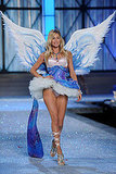 Doutzen Kroes in whimsical wings.