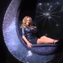 Mariah Carey Reveals Post-Baby Body (Video)
