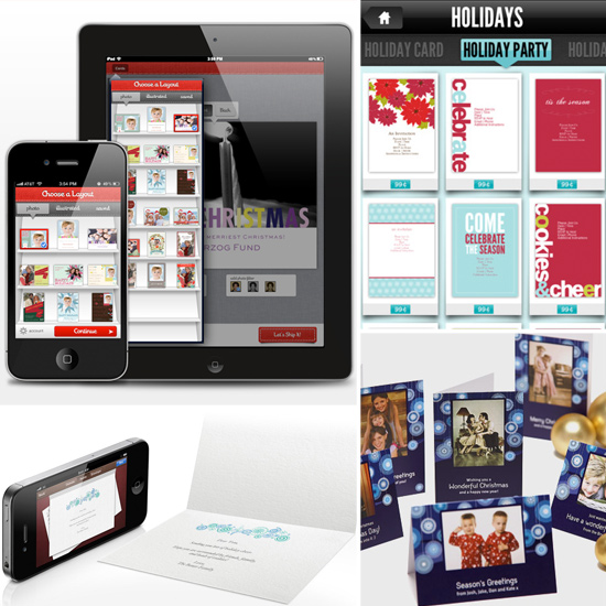 6 Ways to Send Holiday Cards Online or From Your Phone