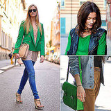Colour Theory: Brighten Up with Emerald Green