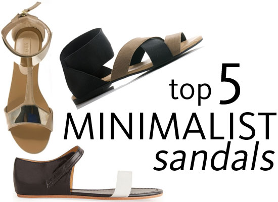 New Season Minimalist Sandals to Buy Online Now: 3.1 Phillip Lim, K Jacques, Witchery, Wanted Shoes and more!