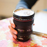 Canon and Nikon Lens Mugs ($24-$35)