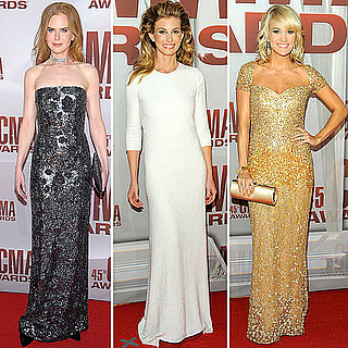 Country Music Awards 2011 Red Carpet