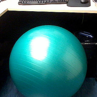 Health Benefits of Sitting on an Exercise Ball
