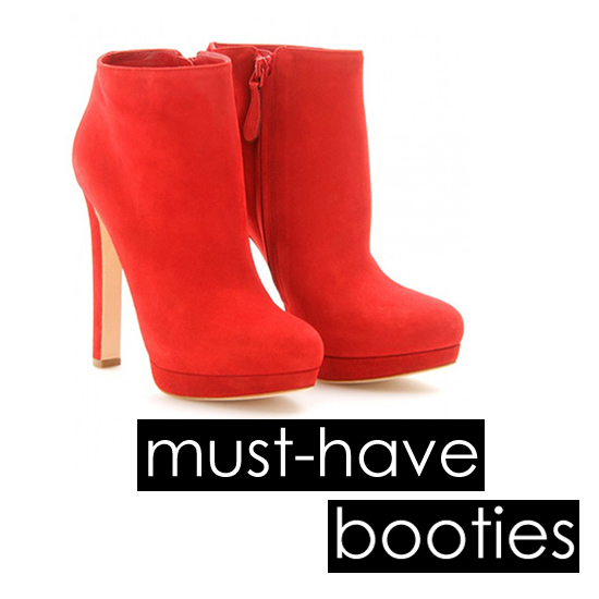 Shop Fall 2011 Trends: Ankle Booties