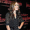 Ashley Greene and Nikki Reed at Breaking Dawn SF Pictures