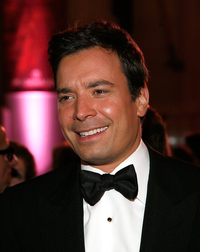 Jimmy Fallon at the Museum of Natural History gala.