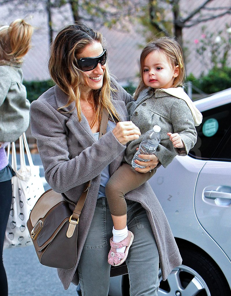 Tabitha Broderick brought a smile to Sarah Jessica Parker's face.
