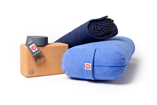 Manduka Breathe, Bind, and Align Package 