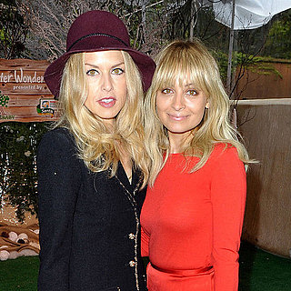 Rachel Zoe and Nicole Richie Pictures