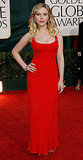 Scarlett Johansson wowed at the 2006 Golden Globes in this sexy red dress.