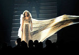 Jennifer Lopez took the spotlight at the American Music Awards.