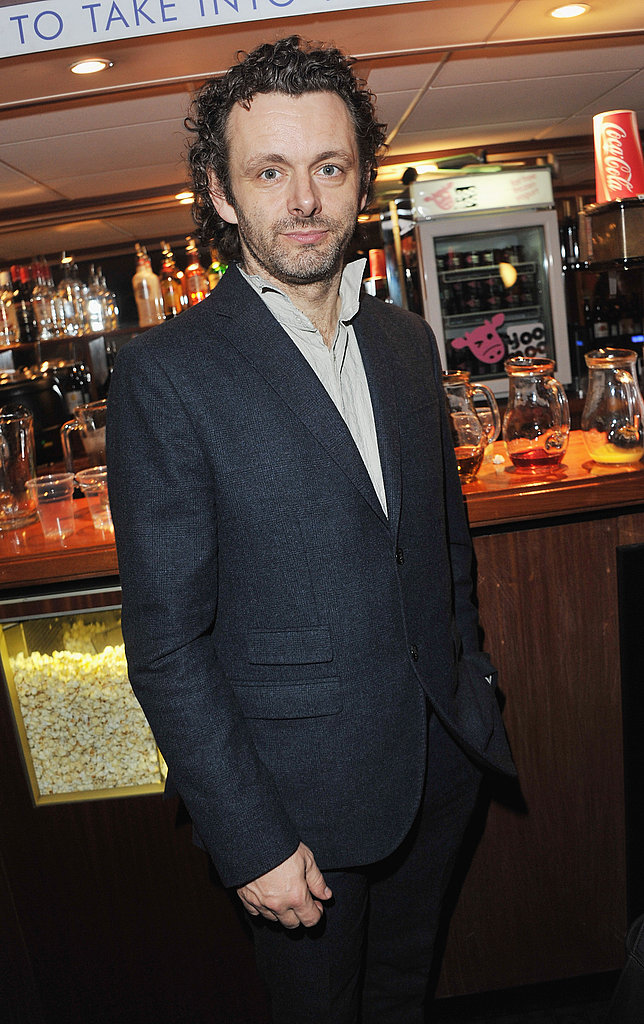 Michael Sheen at the London premiere of My Week With Marilyn.