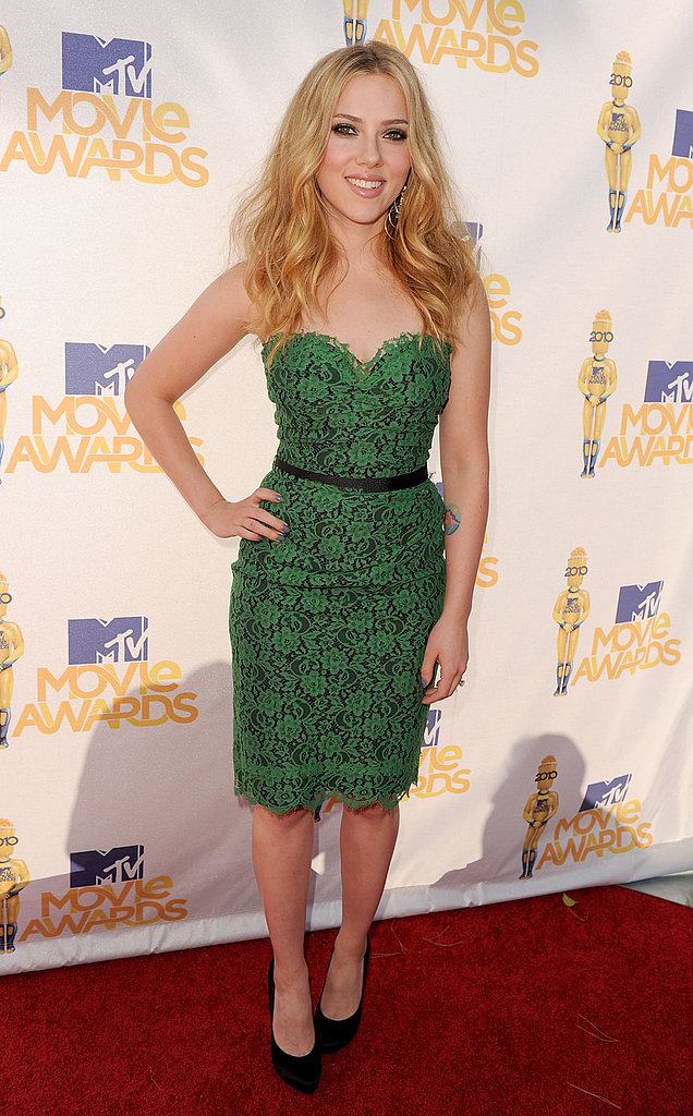 June 2010: MTV Movie Awards