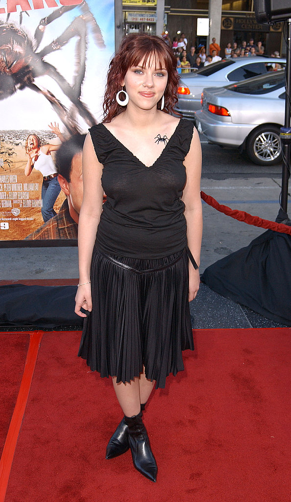 July 2002: Eight Legged Freaks Premiere