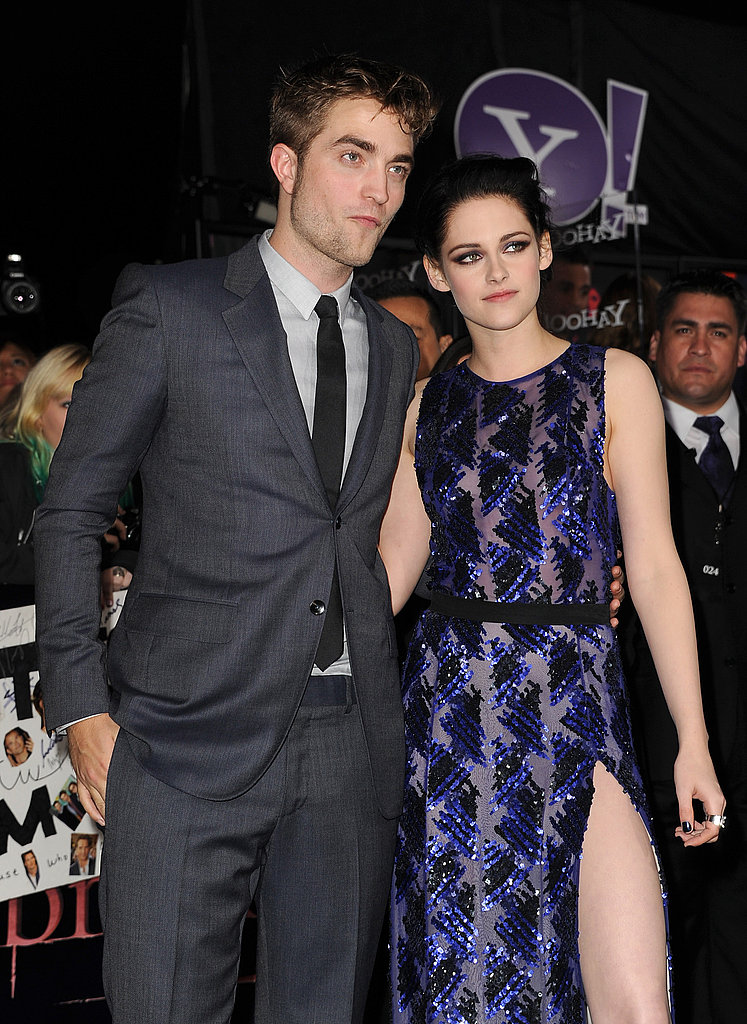 Robert Pattinson, Kristen Stewart