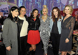 Gwen Stefani had a big group of fellow moms on hand for the Harajuku Mini launch, including Selma Blair, Maya Rudolph, Paula Patton, Michelle Monaghan, and Ali Larter.