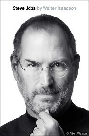 BARNES & NOBLE | Steve Jobs by Walter Isaacson ($18)