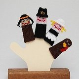 Thanksgiving Finger Puppet Set ($9)