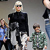 Celebrities and Their Children Pictures November 14, 2011