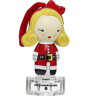 New Harajuku Lovers Holiday Perfume, Jingle G