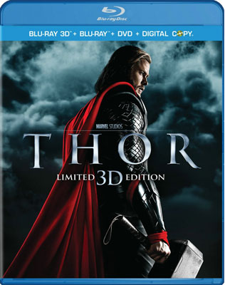 Thor Three-Disc Combo ($35)