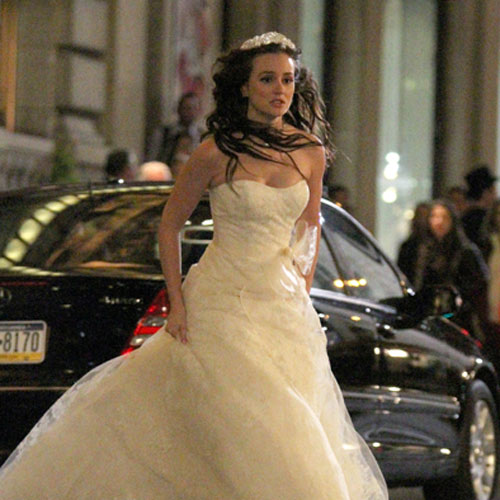 Gossip Girl Blair's Wedding Dress