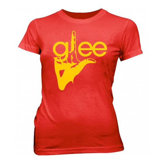 Glee Finger Women's T-Shirt ($25)
