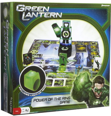 Green Lantern Power of the Ring Game ($18)