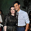Breaking Dawn Part 1 LA Premiere After Party Pictures With Taylor Lautner, Kellan Lutz, Peter Facinelli