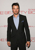 Josh Duhamel stepped out solo in LA.