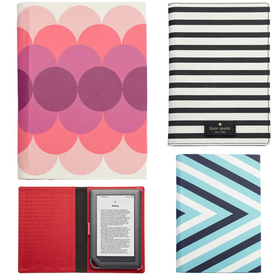 6 Cute Cases For Your Nook Tablets