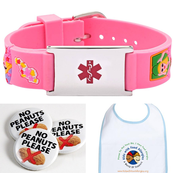 Please Don't Feed Me! 8 Accessories For Tots With Food Allergies