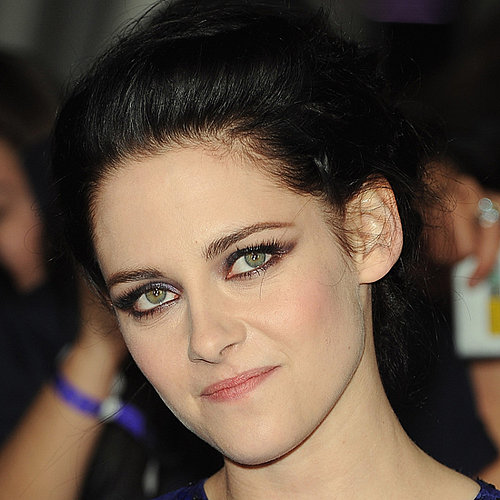 Kristen Stewart's Breaking Dawn LA Premiere Beauty Look