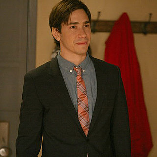 Justin Long on New Girl Thanksgiving Episode