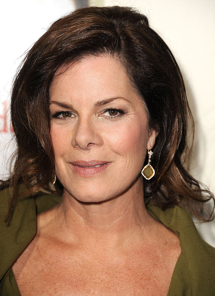Marcia Gay Harden at The Descendants premiere in LA.