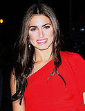 Nikki Reed promoting Breaking Dawn Part 1 in NYC.