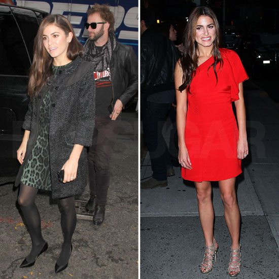 Nikki Reed Brings Her Husband Paul Along to Promote Breaking Dawn in NYC