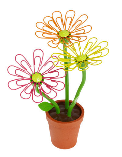 Don't Quit Your Daisy Job Paperclip Set ($15)