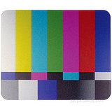 TV Test Screen Mouse Pad ($6)