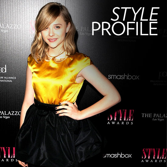 Chlo Moretz Style Profile