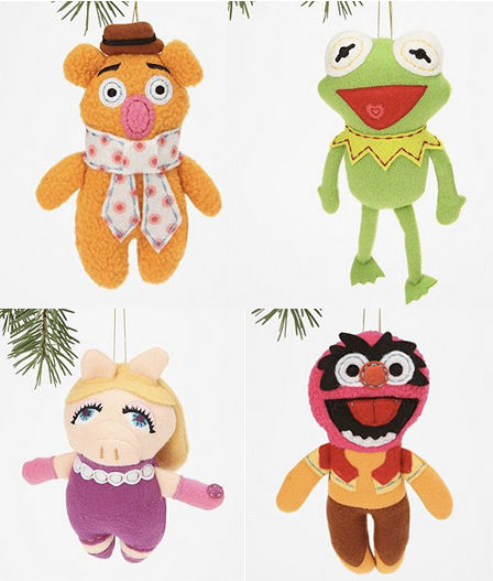 The Muppets Ornament
